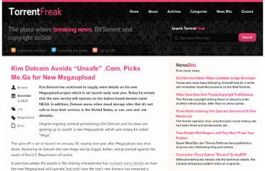 http://torrentfreak.com/kim-dotcom-avoids-unsafe-com-picks-me-ga-for-new-megaupload-121101/
