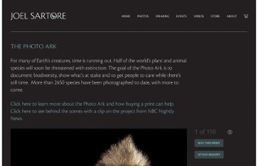 http://www.joelsartore.com/galleries/the-photo-ark/