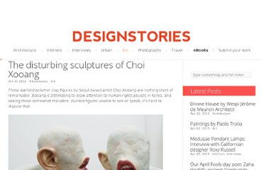 http://mydesignstories.com/the-disturbing-sculptures-of-choi-xooang/
