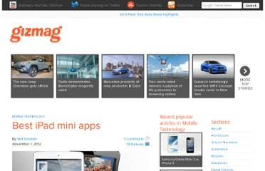 http://www.gizmag.com/best-ipad-mini-apps/24828/