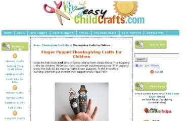 http://www.easy-child-crafts.com/thanksgiving-crafts-for-children.html