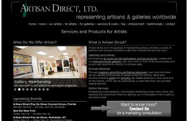 http://artisandirectltd.net/for-artists/