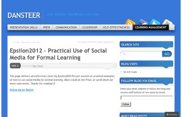 http://dansteer.wordpress.com/2012/11/02/epsilon2012-practical-use-of-social-media-for-formal-learning/