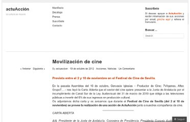 http://actuaccion.wordpress.com/2012/10/19/movilizacion-de-cine/