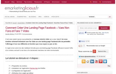 http://www.emarketinglicious.fr/social-media/comment-creer-une-landing-page-facebook-vues-non-fans-et-fans-video