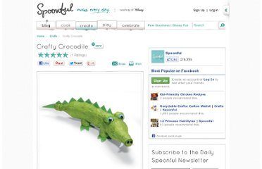 http://spoonful.com/crafts/crafty-crocodile