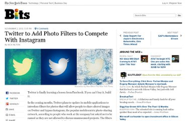 http://bits.blogs.nytimes.com/2012/11/02/twitter-will-introduce-photo-filters-to-compete-with-instagram/