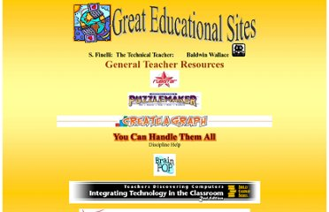 http://homepages.bw.edu/~sfinelli/techteacher/sites.htm