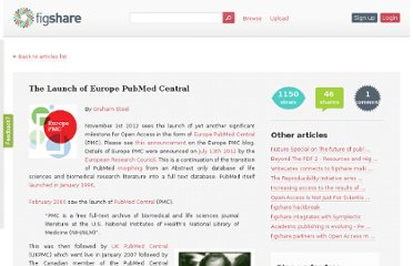 http://figshare.com/blog/The_Lauch_of_Europe_PubMed_Central/58