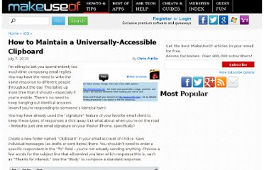 http://www.makeuseof.com/tag/maintain-universallyaccessible-clipboard/
