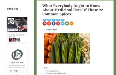 http://odyb.net/nutrients/what-everybody-ought-to-know-about-medicinal-uses-of-general-spices/
