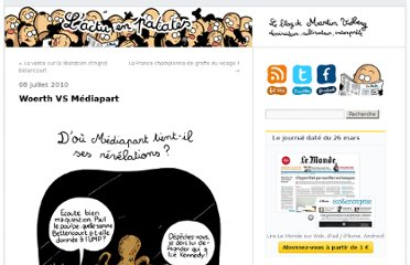 http://vidberg.blog.lemonde.fr/2010/07/08/woerth-vs-mediapart/
