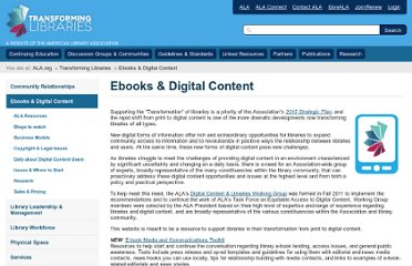 http://www.ala.org/transforminglibraries/ebooks-digital-content