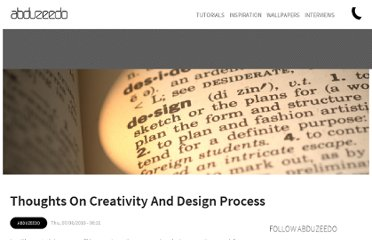 http://abduzeedo.com/thoughts-creativity-and-design-process
