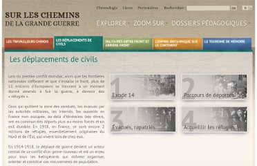 http://expositionvirtuelle.memoire1418.org/explorer/les-deplacements-de-civils.html