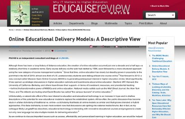 http://www.educause.edu/ero/article/online-educational-delivery-models-descriptive-view