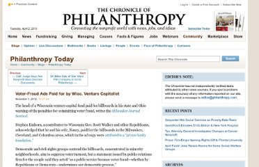 http://philanthropy.com/blogs/philanthropytoday/voter-fraud-ads-paid-for-by-wisc-venture-capitalist-paid/56834