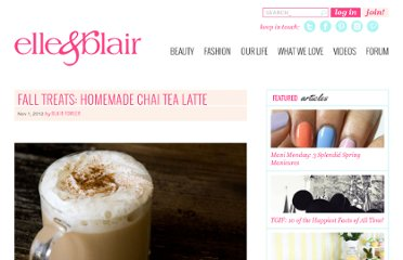 http://elleandblair.com/blog/post/fall-treats-homemade-chai-tea-latte