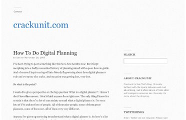 http://www.crackunit.com/2007/11/28/how-to-do-digital-planning/