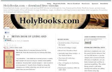 http://www.holybooks.com/the-tibetan-book-of-living-and-dying/