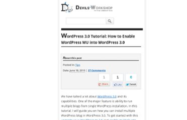 http://devilsworkshop.org/tips/wordpress-3-0-enable-wordpress-multisite-tutorial/43616/