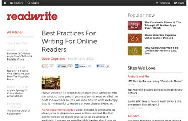 http://readwrite.com/2012/03/16/best_practices_for_writing_for_online_readers