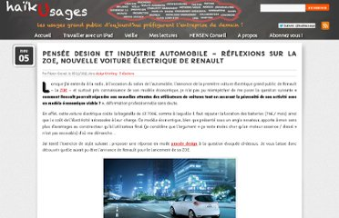 http://haikusages.fr/design-thinking-automobile-renault-zoe/