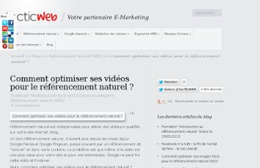 http://tacticweb.fr/06-11-2012/blog/referencement-naturel-seo/comment-optimiser-ses-videos-pour-le-referencement-naturel/article2591