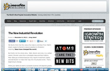 http://www.innovationexcellence.com/blog/2012/11/06/the-new-industrial-revolution/