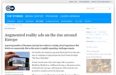 http://www.dw.de/augmented-reality-ads-on-the-rise-around-europe/a-14773028-1