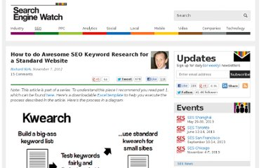 http://searchenginewatch.com/article/2222918/How-to-do-Awesome-SEO-Keyword-Research-for-a-Standard-Website