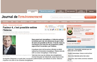 http://www.journaldelenvironnement.net/article/facteur-4-c-est-possible-estime-l-ademe,31505
