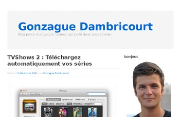 http://gonzague.me/tvshows-2-telechargez-automatiquement-vos-series#axzz2BVWd4uD9
