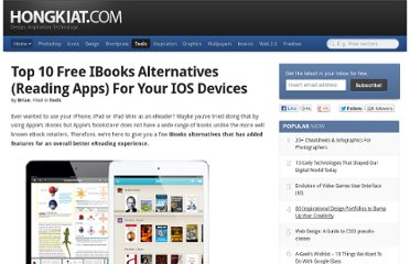 http://www.hongkiat.com/blog/ibooks-alternatives/