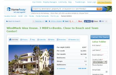 http://www.homeaway.com/vacation-rental/p325902#ownerprofile