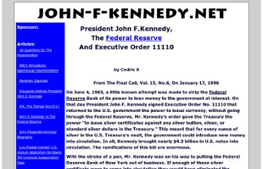 http://www.john-f-kennedy.net/executiveorder11110.htm