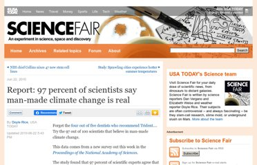 http://content.usatoday.com/communities/sciencefair/post/2010/06/scientists-overwhelmingly-believe-in-man-made-climate-change/1