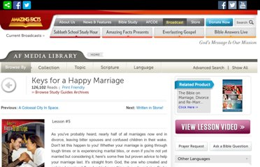 http://www.amazingfacts.org/media-library/study-guide/e/4982/t/keys-for-a-happy-marriage.aspx