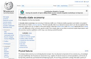 http://en.wikipedia.org/wiki/Steady_state_economy#Limits_to_economic_growth