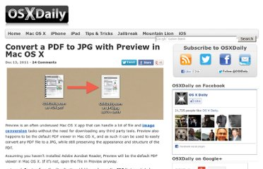 http://osxdaily.com/2011/12/13/convert-a-pdf-to-jpg-with-preview-in-mac-os-x/#comment-301453