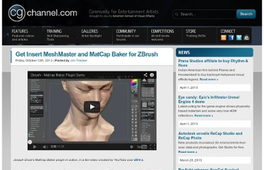 http://www.cgchannel.com/2012/10/get-insert-meshmaster-and-matcap-baker-for-zbrush/