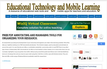 http://www.educatorstechnology.com/2012/01/free-pdf-annotating-and-managing-tools.html
