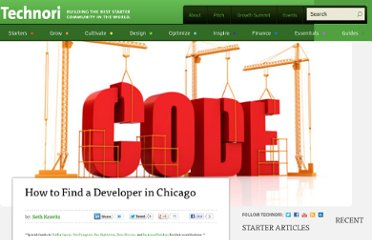 http://technori.com/2011/08/145-how-to-find-a-developer-in-chicago/