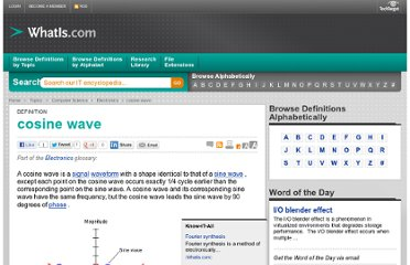 http://whatis.techtarget.com/definition/cosine-wave