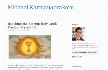 http://www.mikekarnj.com/blog/2012/11/05/reaching-the-startup-holy-grail-product-market-fit/