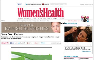 http://www.womenshealthmag.com/beauty/facials