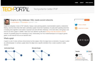 http://techportal.inviqa.com/2009/09/07/graphs-in-the-database-sql-meets-social-networks/