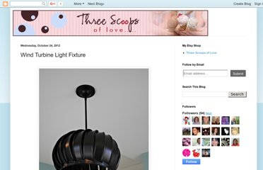 http://threescoopsoflove.blogspot.com/2012/10/wind-turbine-light-fixture.html
