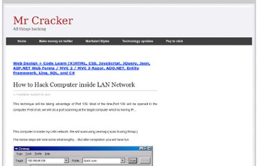 http://wellcometoshareknowledge.blogspot.com/2010/08/how-to-hack-computer-inside-lan-network.html