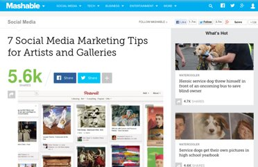 http://mashable.com/2012/11/10/social-media-marketing-tips-artists-galleries/